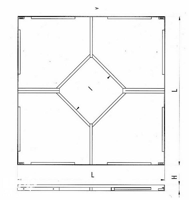 Baumroste mit eckigen Rahmen - Baumroste u. Baumrostsysteme von K60 ...